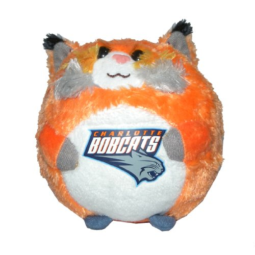 NBA Charlotte Bobcats Super-Soft Plush Toy - 1