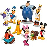Disney Mickey Mouse Clubhouse Figurine Deluxe Figure Set