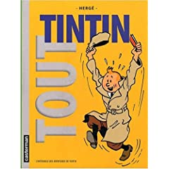 TinTin Integrale des Albums FR