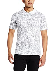 Arrow Men's Cotton (T-Shirt 98907259827889_AKRF8206_3XLHS_White)