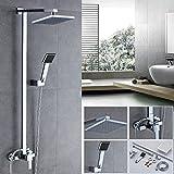 colonne de douche pour baignoire bricolage. Black Bedroom Furniture Sets. Home Design Ideas
