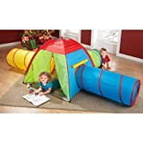 GigaTent Action Play Tent and Tunnels