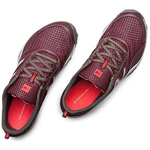 888098095548 - New Balance Women's WO80 Trail Running Shoe,Red,11 D US carousel main 2