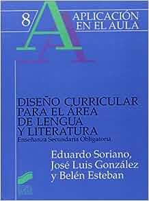 Diseo Curricular Para El Area de Lengua y Literat (Spanish