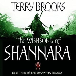 The Wishsong of Shannara Audiobook