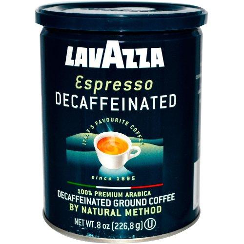 Decaffeinated Ground Coffee, Espresso, 8 oz (226.8 g)