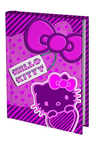Giochi Preziosi - Hello Kitty Diario Scuola 10 Mesi, Formato Standard, Grafiche Assortite