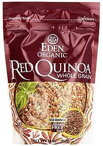 Eden Foods - Organic Red Quinoa Whole Grain - 16 oz.