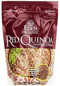 Eden Organic Red Quinoa, Whole Grain, 16 oz