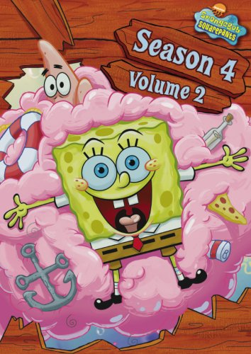 Kempiniukas Plačiakelnis / SpongeBob SquarePants (2005) 4 Sezonas