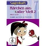 Sagenhaft: Märchen aus aller Welt 2 (Folge 66-130) - Erzählt von Bastian Pastewka Folge 66-130 - 2 DVDs
