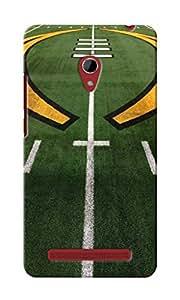 CimaCase Stadium Ground Designer 3D Printed Case Cover For Asus Zenfone 6