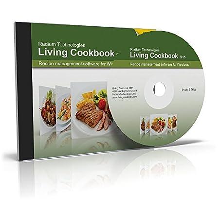 Living Cookbook 2015 (for Windows 8 / Windows 7 / Windows Vista / Windows XP SP3)