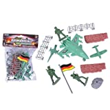 ARMY PLAY SET MIX Case Of 144
