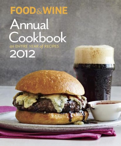 Image for FOOD & WINE Annual Cookbook 2012