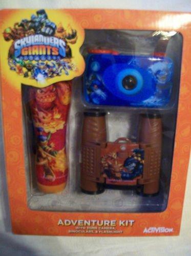Skylanders Giants 3 Piece Adventure Pack