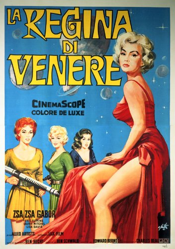 queen-of-outer-space-poster-movie-italian-11-x-17-in-28cm-x-44cm-zsa-zsa-gabor-eric-fleming-laurie-m