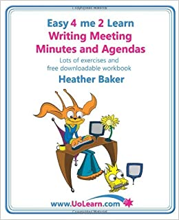 Writing Meeting Minutes and Agendas. Taking Notes of Meetings. Sample ...