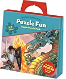 Fire-Breathing Dragon Jigsaw Puzzle Pack