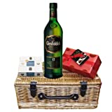 Glenfiddich 12 Year Old Whisky and Chocolates Hamper