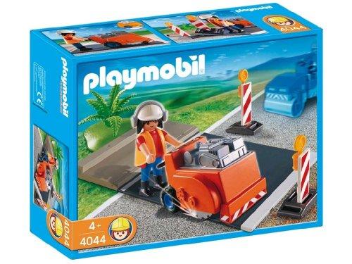 Playmobil 4044 - Macchina Taglia Asfalto