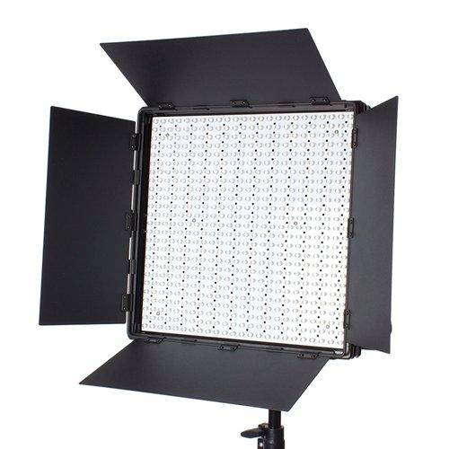 StudioPRO LED Barndoor Light Modifier for StudioPRO S-600D or S-600B LED Panels (LED Panels sold separately) (Led Light Panel compare prices)