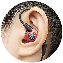 audio-technica IM Series カナル型モニターイヤホン デュアル・シンフォニックドライバー ATH-IM70