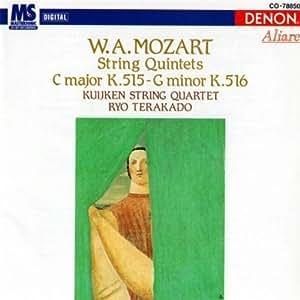 String Quintets 3 & 4