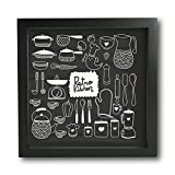 Blacksheep - Retro Kitchen Framed Poster