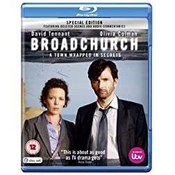 Broadchurch [Blu-ray]