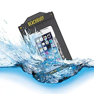 Proporta BeachBuoy Waterproof Case cover (Flip Mino) - Up to 5 metres - approved by the British Standards Institute