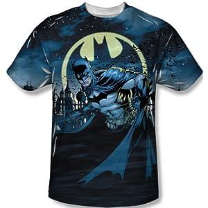 Batman Heed The Call Sublimation T-Shirt
