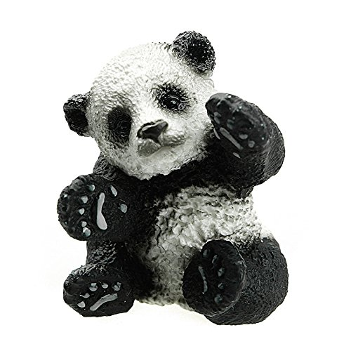 Schleich Panda Cub, Playing Toy Figure