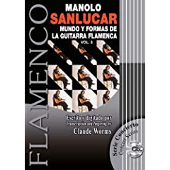 Manolo Sanlucar: World of the Flamenco Guitar and It