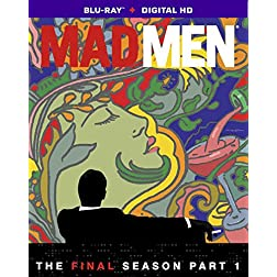 Mad Men: The Final Season Part 1 [Blu-ray]