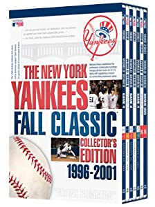 A&E Video The New York Yankees: Fall Classic Collector