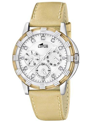 Lotus glee 15746/9 mens multifunction watch