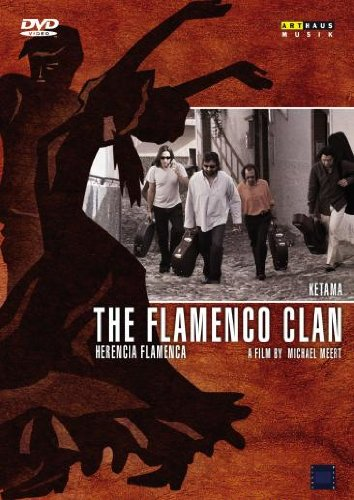 Cover art for  The Flamenco Clan: Herencia Flamenca