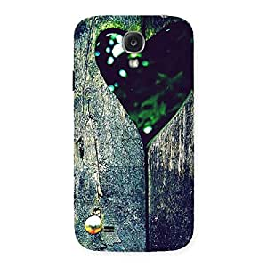 Vintage Wooden Design Back Case Cover for Samsung Galaxy S4