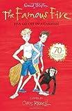 Enid Blyton Five Go Off in a Caravan (Famous Five 70th Anniversary) by Blyton, Enid 70th (seventieth) Anniversary edi Edition (2012)