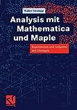 Analysis mit Mathematica und Maple: Repetitorium und Aufgaben mit Lösungen