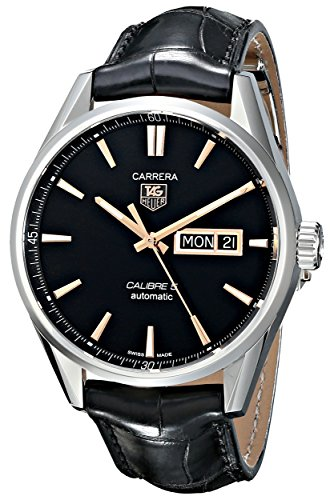 TAG-Heuer-Mens-THWAR201CFC6266-Carrera-Analog-Display-Swiss-Automatic-Black-Watch