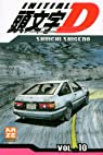 Initial D, tome 10