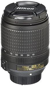 Nikon 18-140mm DX Lens