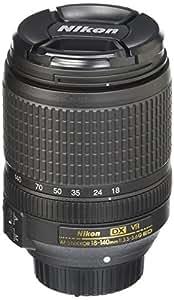 Nikon Objectif 18-140mm f/3.5-5.6G AF-S DX ED VR