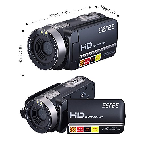 SEREE HDV-301 FHD 1080P Digital