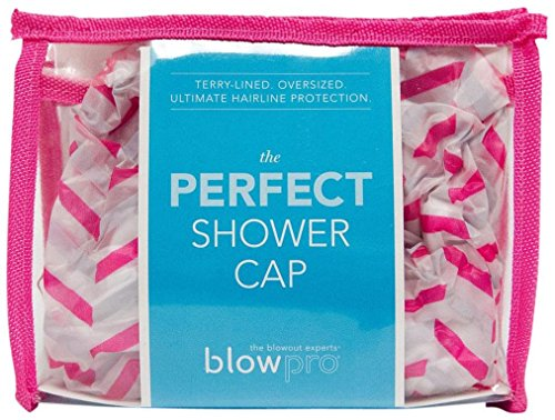 blowpro The Perfect Shower Cap, One Size (Shower Cap Terry Lined compare prices)