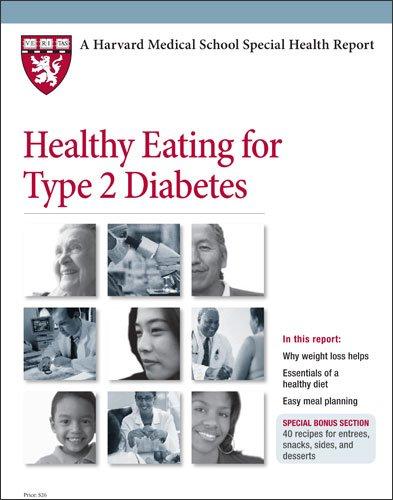 Harvard Medical School Healthy Eating for Type 2 Diabetes