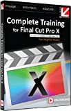 Class on Demand: Complete Training for Final Cut Pro X Online Streaming Educational Training Tutorial hosted by Tom Wolsky