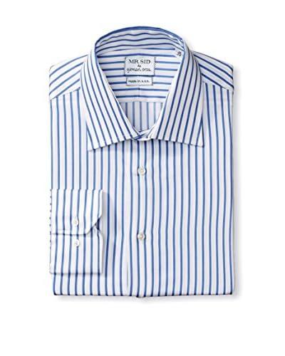 Gitman Men's Stripe Dress Shirt